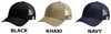 CARHARTT TRUCKER STYLE SNAP BACK HAT - IN-STOCK