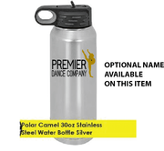 30 OZ STAINLESS STEEL WATER BOTTLE