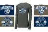 NIKE LONG SLEEVE COTTON TEE - MEN'S SIZING