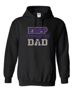 DAD HOODED SWEATSHIRT - REGULAR PRINT