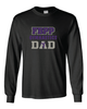 DAD LONG SLEEVE TEE - REGULAR PRINT