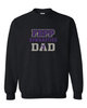 DAD CREW NECK SWEATSHIRT - REGULAR PRINT