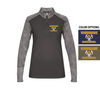 WOMEN'S 1/4 ZIP PERFORMANCE PULLOVER