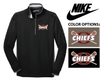 NIKE 1/4 ZIP PULLOVER - ADULT ONLY