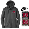 NIKE FULL ZIP HOODED FLEECE - MEN'S