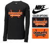 NIKE CORE COTTON LONG SLEEVE TEE