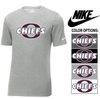 NIKE CORE COTTON T-SHIRT - ADULT