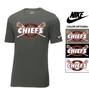 NIKE CORE COTTON T-SHIRT - ADULT ONLY