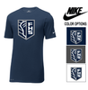 NIKE DRI-FIT COTTON/POLY T-SHRT