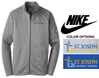 NIKE FULL ZIP FLEECE JACKET - MEN'S SIZING
