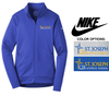 NIKE FULL ZIP FLEECE JACKET - WOMEN'S SIZING
