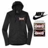 NIKE FULL ZIP HOODED FLEECE - WOMEN'S SIZING