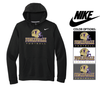 NIKE HOODED SWEATSHIRT