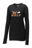 WOMEN'S NIKE COTTON CORE LONG SLEEVE TEE
