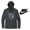 NIKE PERFORMANCE HOODED SWEATSHIRT