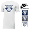NIKE POLY/COTTON DRI-FIT TEE - ADULT