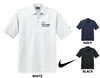 NIKE SPHERE DRY DIAMOND GOLF SHIRT - MEN'S