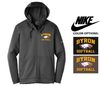 NIKE THERMA FIT FULL ZIP FLEECE HOODIE