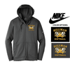 NIKE THERMA FIT FULL ZIP HOODED FLEECE