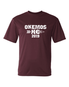 PERFORMANCE TEE FOR MEETS