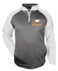 PERFORMANCE 1/4 ZIP - EMBROIDERED LOGO