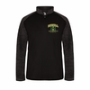 PERFORMANCE 1/4 ZIP FLEECE PULLOVER
