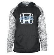 PERFORMANCE HOODED SWEATSHIRT - YOUTH & ADULT