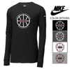 NIKE CORE COTTON LONG SLEEVE T-SHIRT