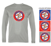 COOPERSTOWN PERFORMANCE LONG SLEEVE TEE - MEN'S &  YOUTH
