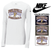 NIKE CORE COTTON LONG SLEEVE TEE - MEN'S SIZING