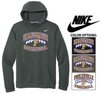 NIKE HOODED SWEATSHIRT - ADULT ONLY