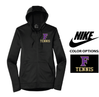 NIKE THERMA FIT FULL ZIP HOODED FLEECE - WOMEN'S