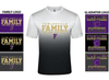 OMBRE PERFORMANCE TEE - YOUTH AND ADULT
