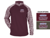 MEN'S PERFORMANCE 1/4 ZIP FLEECE PULLOVER
