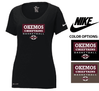 WOMEN'S NIKE DRI-FIT COTTON/POLY T-SHIRT