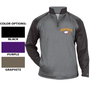 PRO HEATHER PERFORMANCE 1/4 ZIP FLEECE - ADULT ONLY