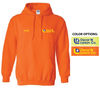 PULLOVER SAFETY HOODED SWEATSHIRT