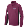 MEN'S WARM UP JACKET - EMB LOGO
