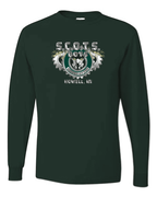 SCOTS BOTS LONG SLEEVE TEE - ADULT & YOUTH