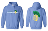 SEP TOURNEY HOODED SWEATSHIRT