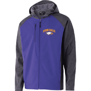 SOFT SHELL FULL ZIP JACKET WITH HOOD - ADULT ONLY