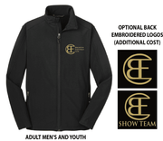 SOFT SHELL JACKET - ADULT & YOUTH
