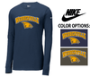 SPARTAN NIKE CORE COTTON LONG SLEEVE TEE - ADULT ONLY