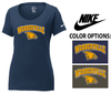 SPARTAN WOMEN'S NIKE CORE COTTON T-SHIRT
