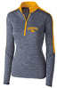 SPARTAN WOMEN'S PERFORMANCE 1/4 ZIP PULLOVER
