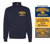 SPARTANS 1/4 ZIP CREW SWEATSHIRT - YOUTH & ADULT