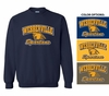SPARTANS CREW SWEATSHIRT -  YOUTH & ADULT
