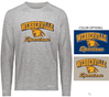 SPARTANS PERF LONG SLEEVE TEE - YOUTH & ADULT