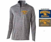 SPARTANS PERFORMANCE 1/4 ZIP - YOUTH & ADULT