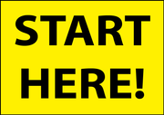START HERE - FILL IN IMPORTANT INFORMATION